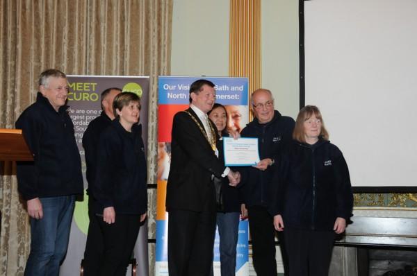 BANES Chairmens award