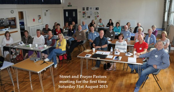 Street Pastors 31st August 2013 with TEXT